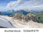 Summer Dolomites  Italy.