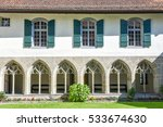 detail of castle church at... | Shutterstock . vector #533674630