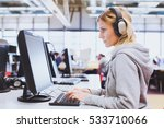 adult education  student in... | Shutterstock . vector #533710066