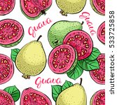 beautiful seamless pattern of... | Shutterstock .eps vector #533725858