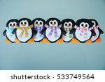winter colony    christmas toys ... | Shutterstock . vector #533749564