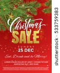 promo sale golden poster or... | Shutterstock .eps vector #533759383