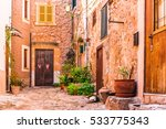 spain majorca typical old... | Shutterstock . vector #533775343