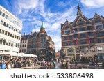 copenhagen  denmark   september ...   Shutterstock . vector #533806498