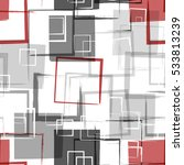 geometric modern seamless...   Shutterstock .eps vector #533813239