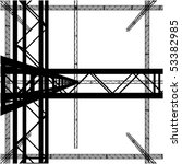 Abstract Metal Constructions...