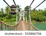 Bridge Linking Palawan Beach To ...