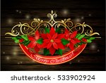 christmas elements for your... | Shutterstock .eps vector #533902924