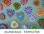 heart background   love | Shutterstock . vector #533912764