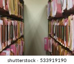 traditional filing cabinets... | Shutterstock . vector #533919190