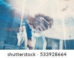 double exposure concept.close... | Shutterstock . vector #533928664