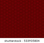 black and red seamless texture... | Shutterstock . vector #533935804