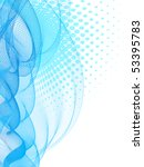 abstract background  vector ... | Shutterstock .eps vector #53395783