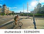 vienna  austria   august 31 ... | Shutterstock . vector #533960494