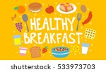 colorful typography...   Shutterstock .eps vector #533973703
