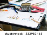business finance  accounting ... | Shutterstock . vector #533983468