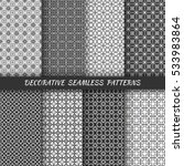 black and white vertical... | Shutterstock .eps vector #533983864