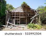 abandoned building | Shutterstock . vector #533992504