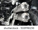 closeup of exhaust or intake of ... | Shutterstock . vector #533998150