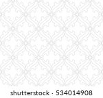 vintage abstract floral... | Shutterstock .eps vector #534014908