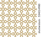 seamless vector pattern with... | Shutterstock .eps vector #534014980