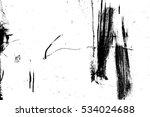 distress overlay texture.... | Shutterstock .eps vector #534024688
