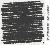 distress black crayon texture.... | Shutterstock .eps vector #534038584