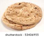 hot chapati   Shutterstock . vector #53406955