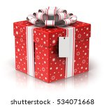christmas or xmas  new year or... | Shutterstock . vector #534071668
