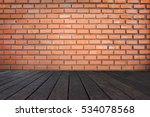 Brick Stone Cement Wall...