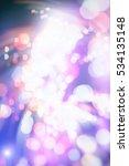 abstract blurred light... | Shutterstock . vector #534135148