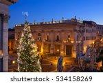 Illuminated Christmas Tree In...