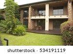 resort hotel in uganda | Shutterstock . vector #534191119