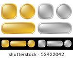 Gold And Silver Buttons