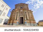 parish church saint martin la... | Shutterstock . vector #534223450
