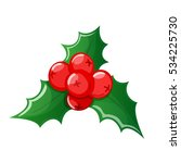 christmas cartoon colorful...   Shutterstock . vector #534225730