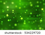 Abstract Background Green Boke...