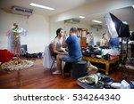 bangkok  thailand   december 9  ... | Shutterstock . vector #534264340