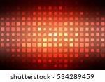 abstract orange football or... | Shutterstock . vector #534289459