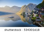 scenic picture postcard view of ... | Shutterstock . vector #534301618