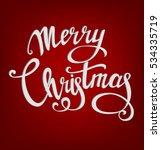 merry christmas beautiful...   Shutterstock .eps vector #534335719