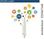 sport mechanism concept.