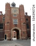 Hampton Court  Anne Boleyn's...