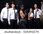 bangkok  thailand   december 9  ... | Shutterstock . vector #534393274