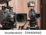 close up television digital... | Shutterstock . vector #534406960