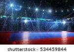 clean grand combat arena in... | Shutterstock . vector #534459844