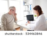 medicine  age  health care and... | Shutterstock . vector #534463846