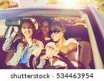 summer vacation  holidays ... | Shutterstock . vector #534463954