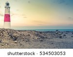 Portland Bill Lighthouse  Uk....