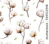 watercolor vintage background... | Shutterstock . vector #534512548